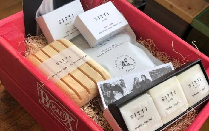 Strategic Partnership with Sitti Soap