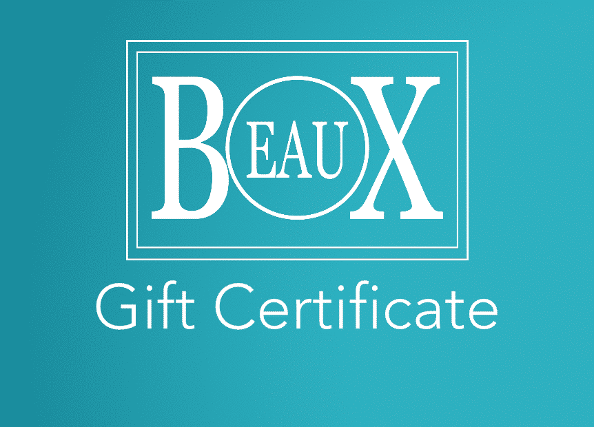 Now Available: Gift Certificates!